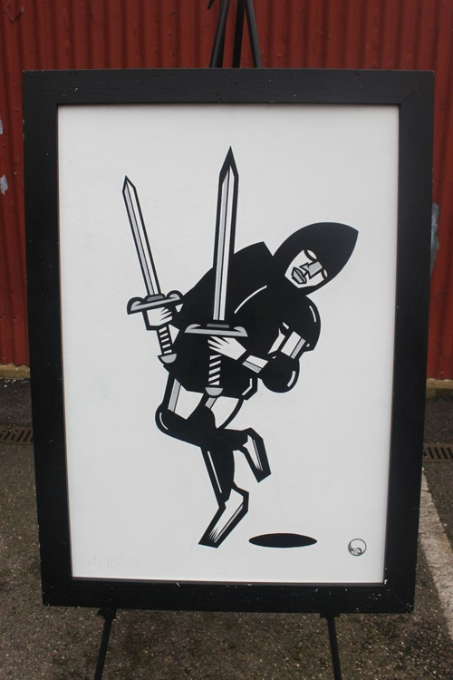 Knight in the Hood - Image 0