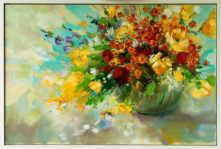 'Pretty flowers' - Image 0