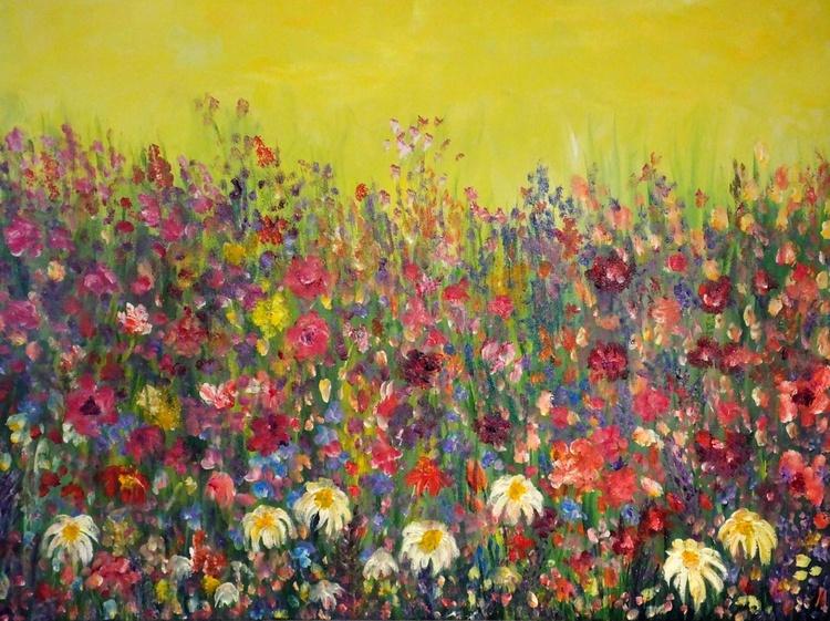 Innumerable Wild Flowers - Image 0
