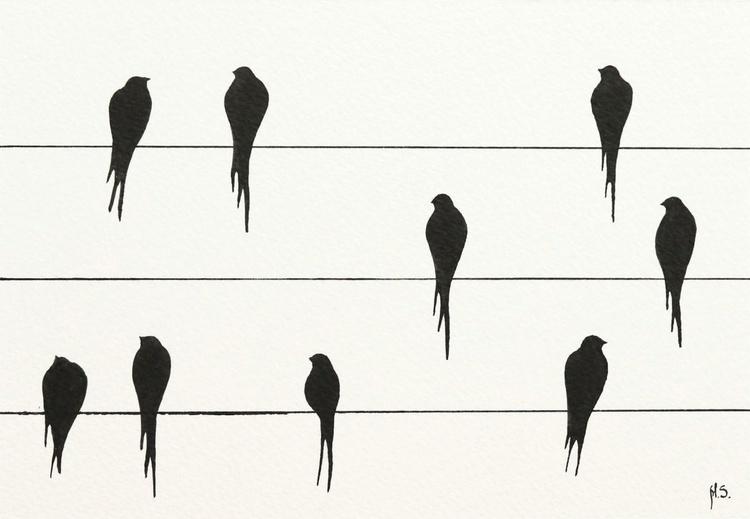 Swallows XX - Image 0