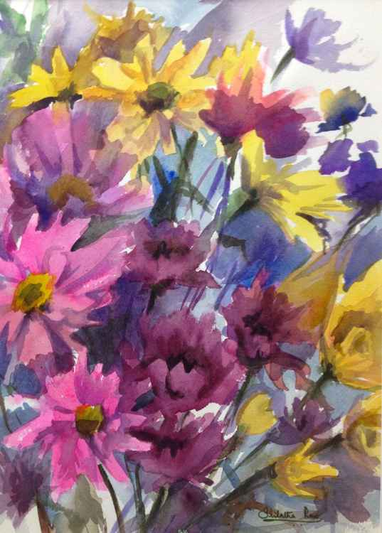 Daisy Bouquet -