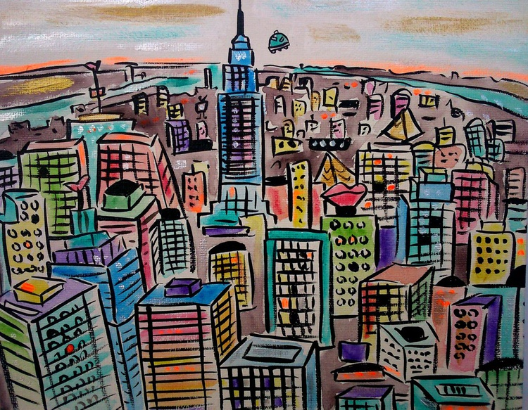 Ink World New York City - Image 0