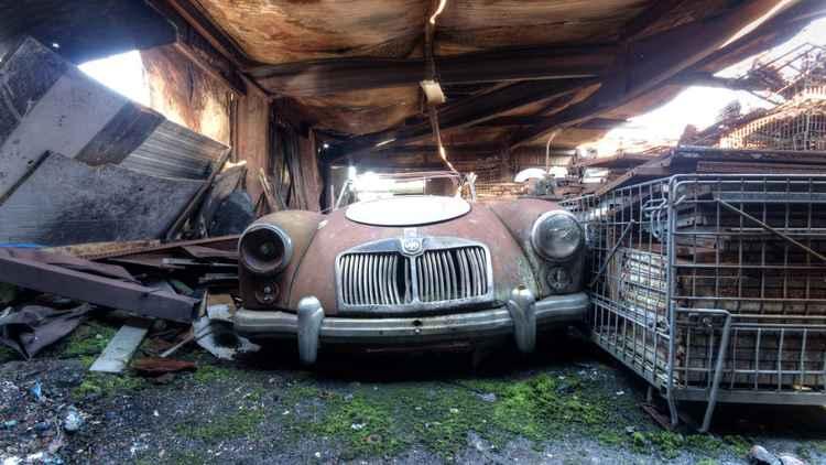 Memory Garage -