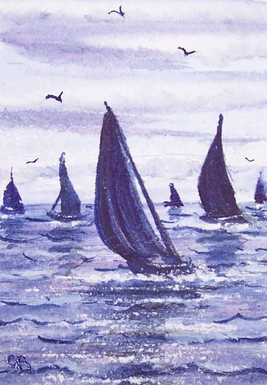 Sailing Day - Image 0
