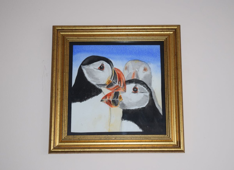 Puffin Trio - Image 0
