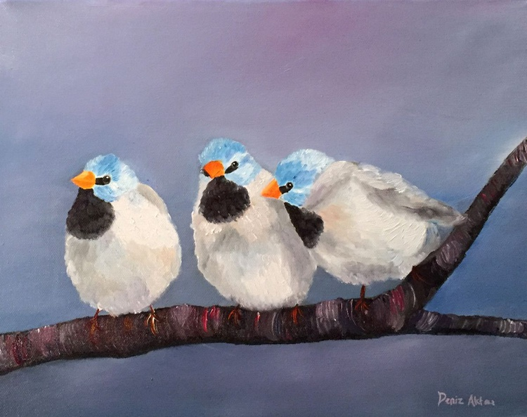 Three Little Birds- Just Chatting - Image 0