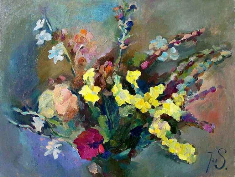Field flowers -