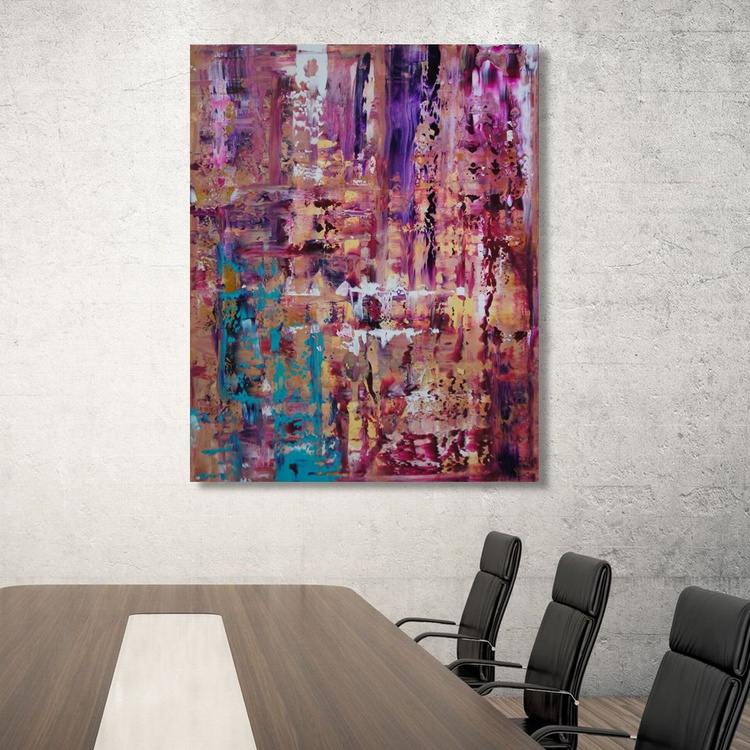 Candy Store (80 x 100 cm) - Image 0