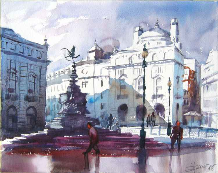 Picadilly circus -