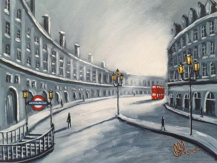 The Spirit Of Regent Street - Image 0