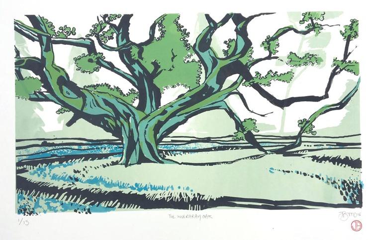 The Inveraray Oak - Image 0