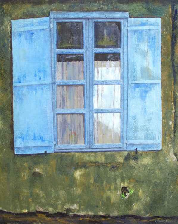 BLUE SHUTTERS -
