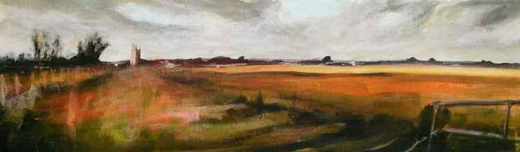 Romney Marsh near Lydd