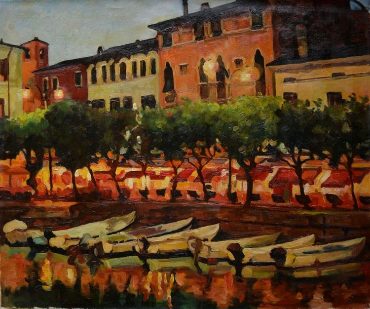 Desenzano. Old port - Image 0