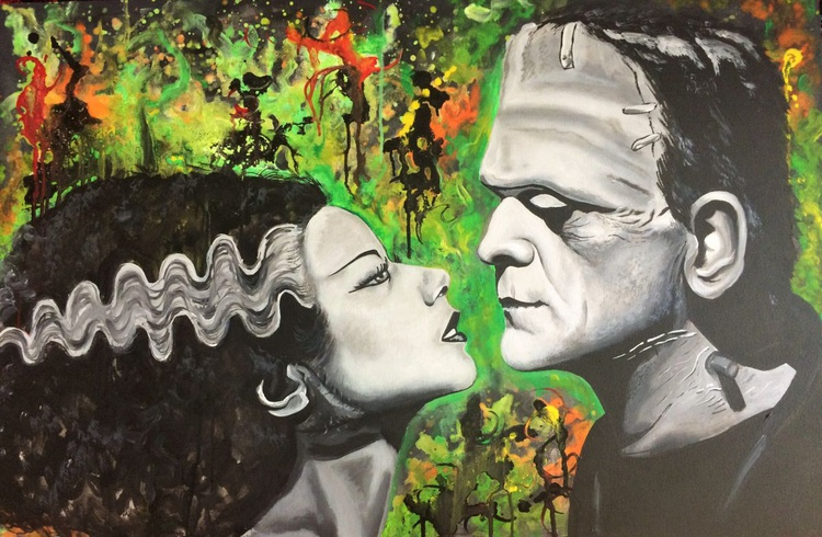 Bride of Frankenstein - Image 0