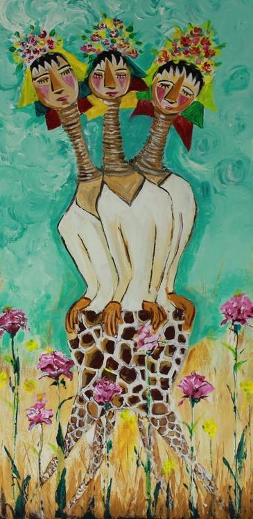 Giraffety Sisters - Image 0