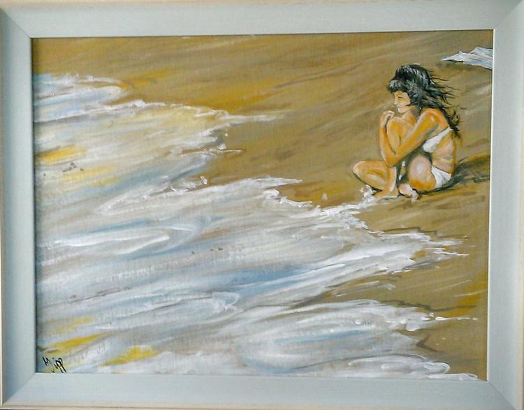 Sun, sea, Solitude - Image 0