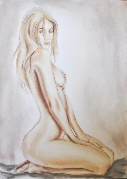 Life Drawing03 - Image 0