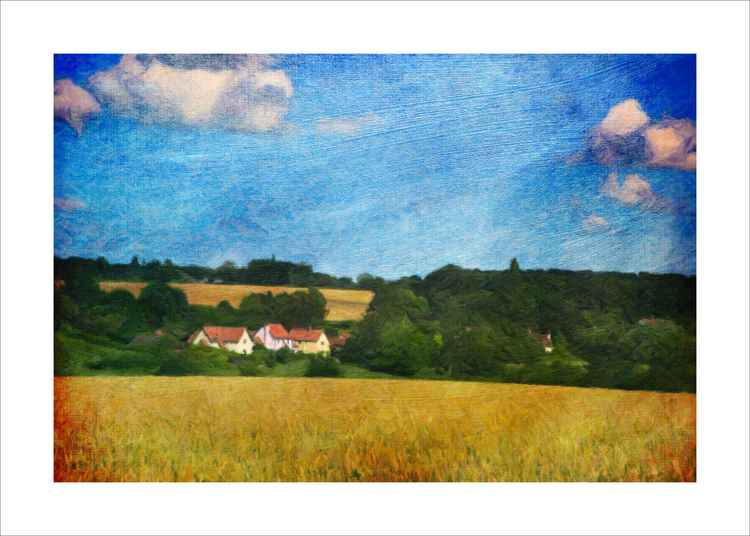 Houses in the Fields -