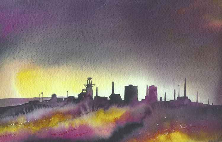 Redcar Steelworks -