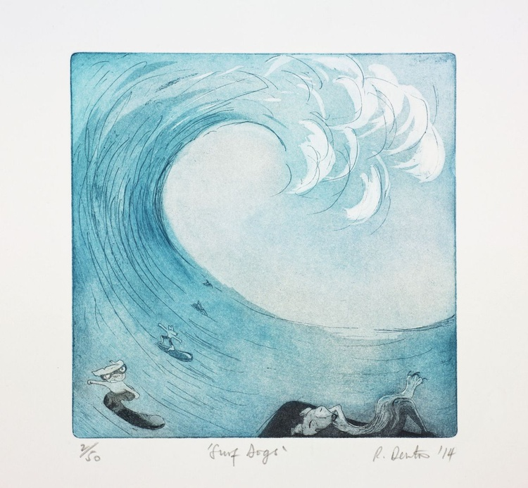 Surf Dogs - Image 0