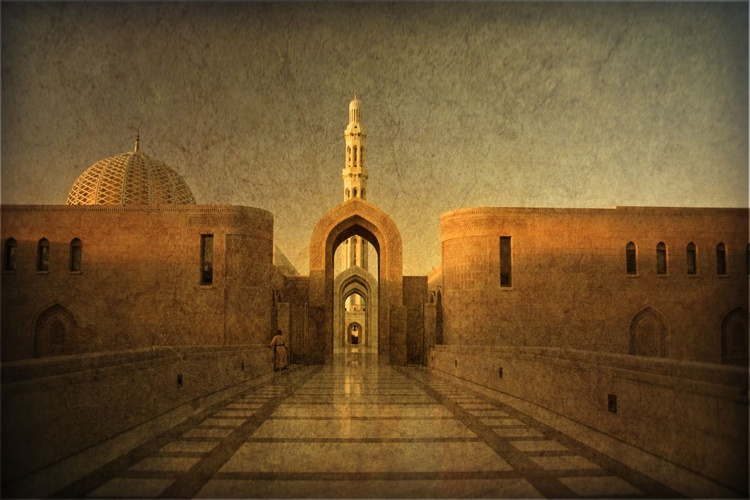 Sultan Qaboos Grand Mosque, Oman - Image 0