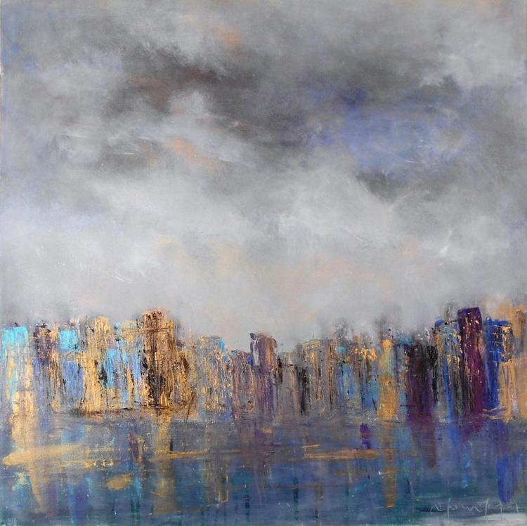 City Semi Abstract - Image 0