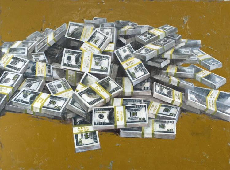 Money, money, money... - Image 0
