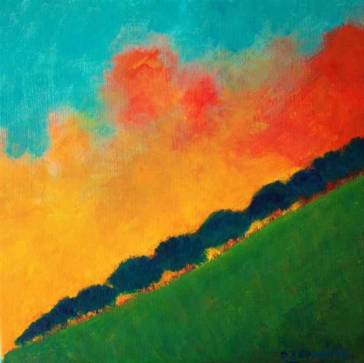 Hilltop Sunrise