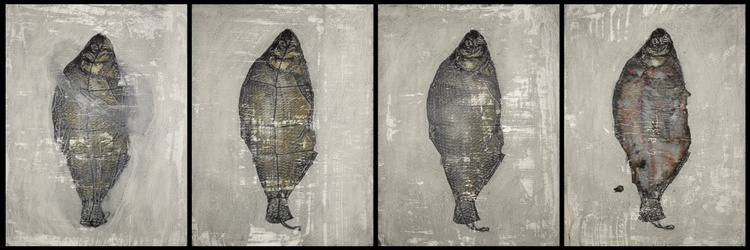Fishy Striptease (bare to the bones) © 2013 - Image 0