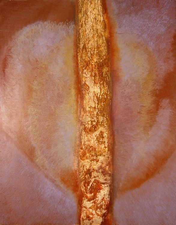 Metafigure #7, The Tree of Life, 92x73 cm - Image 0