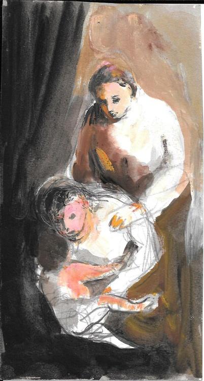 Maternity 20, 10x19 cm - Image 0