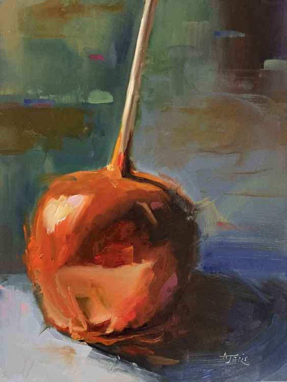 Caramel Apple Time