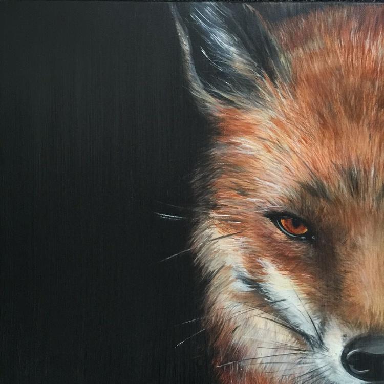 Black fox - Image 0