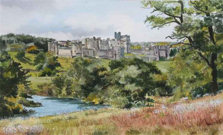 Alnwick Castle -