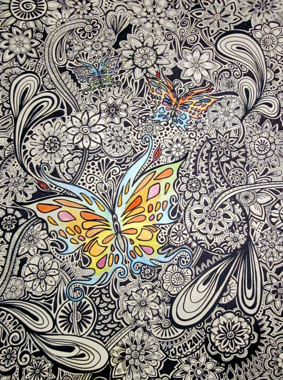 Butterfly Ink - Image 0