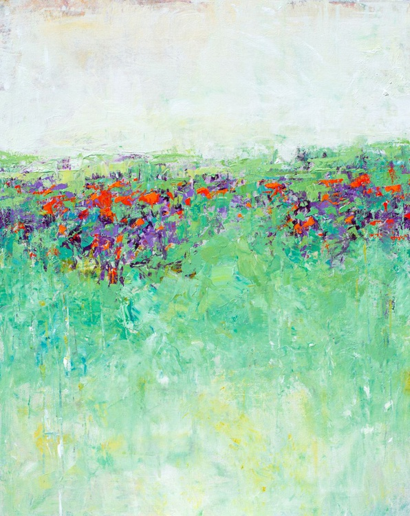 New Beginnings 24x30 inches - Image 0