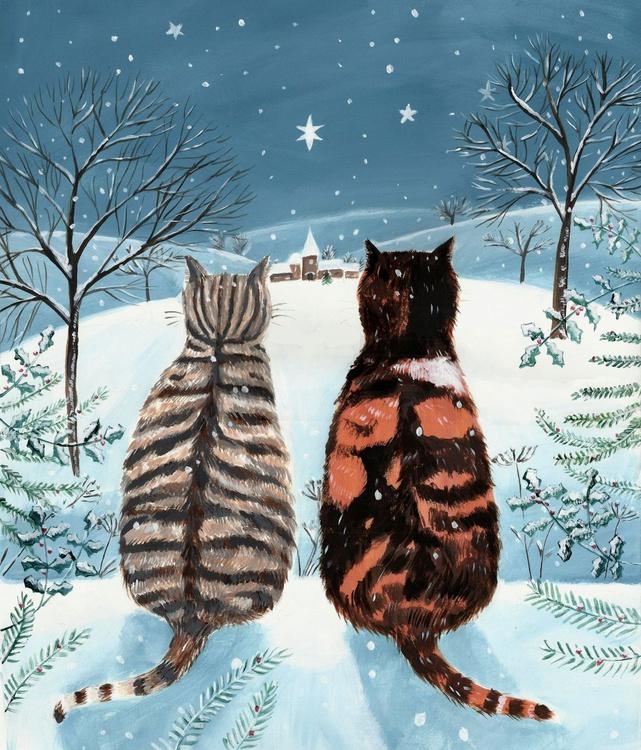 Snowy Night - Image 0
