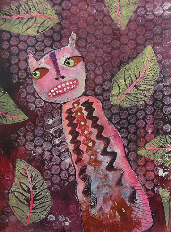 Green Eye Cat - Image 0