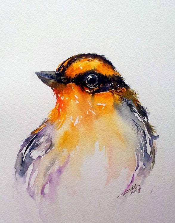 Stripey_ the Bird - Image 0