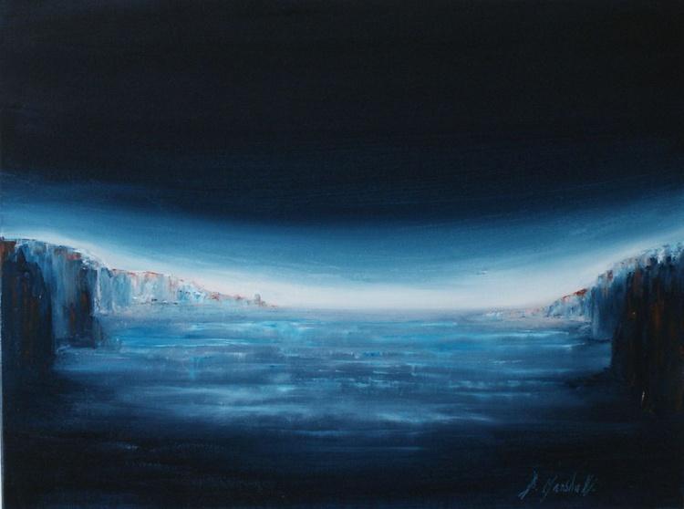 Far Away 30x40 cm oil on canvas - Image 0