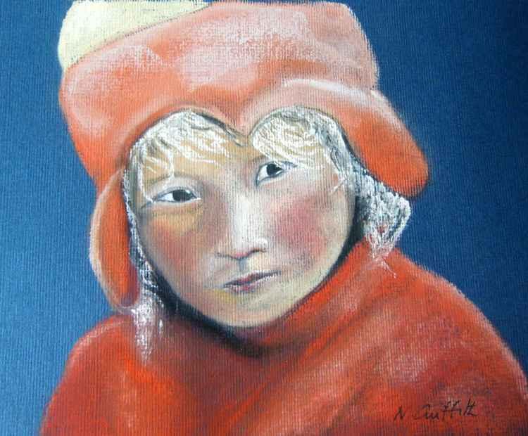 'Tibetan Boy II'