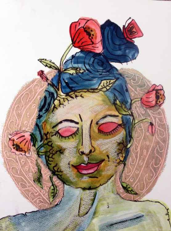 Her Garden -