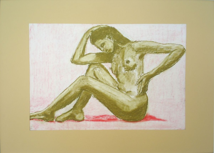 Pensive Nude - Image 0