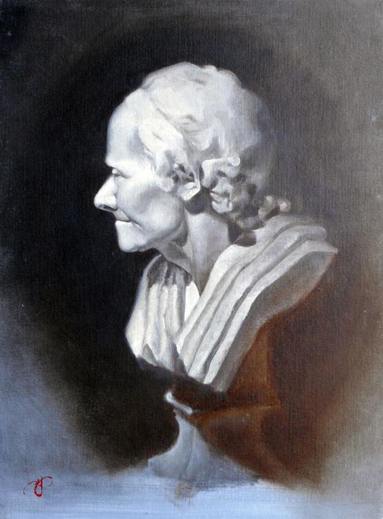 Cast Painting #2 - Image 0
