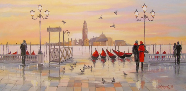 Morning in Venice - Image 0