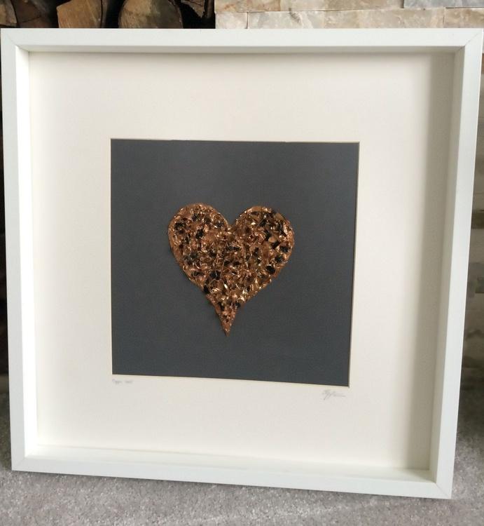 Copper Heart - Image 0