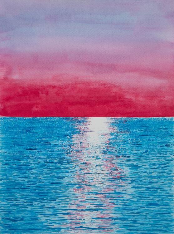 Shimmering Sunset - Image 0