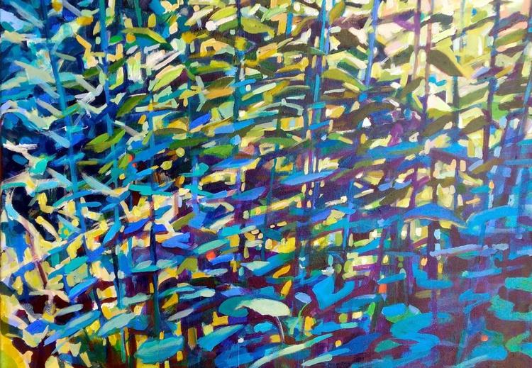 Nettles and Sunlight - Image 0