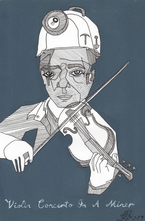 Violin Concerto In A Miner - Image 0